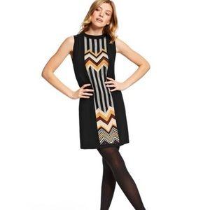Missoni Zig Zag Chevron Sweater Dress Sz L